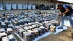 Trujillo: Cocaína decomisada supera las seis toneladas - Noticias de cuantos habitantes tiene la ciudad de arequipa en la actualidad
