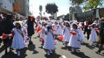 Tacna: Así se celebró el 85 aniversario de su reincorporación al Perú - Noticias de ministra de la mujer