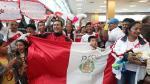 Selección peruana Sub 15 llegó a Lima y así recibieron a sus jugadores [Fotos] - Noticias de jotitas
