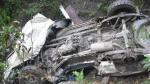 Bolivia: Fallece una peruana en vuelco de autobús - Noticias de accidentes de transito