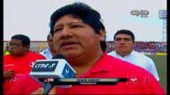 Edwin Oviedo dedica el título del Apertura a todo Chiclayo