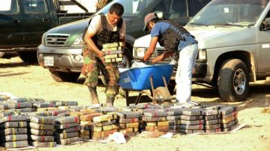 Trujillo, Cocaína, Dirandro, Policía Antidrogas
