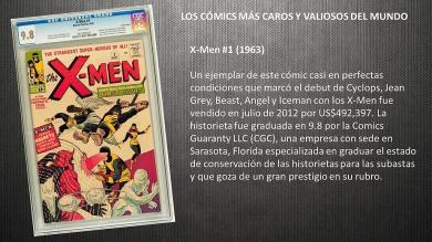 X-Men, X-Men #1