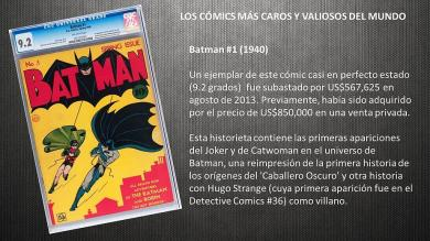 Batman, Batman #1