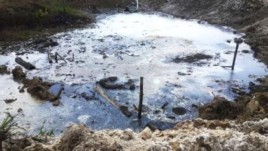 Loreto, Medio ambiente, OEFA, Relleno sanitario, El Treinta, Alpahuayo-Mishana, Delitos ambientales