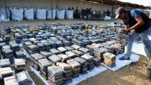 Trujillo Policía Antidrogas Dirandro Cocaína La Libertad Cártel del Golfo