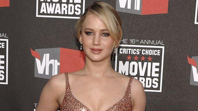 FBI investiga robo de fotos íntimas a Jennifer Lawrence. (AP)