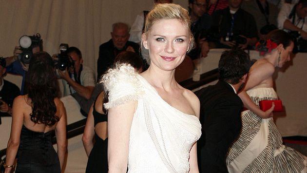 Kirsten Dunst, una de las actrices afectadas por la filtración. (Reuters)