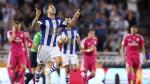 Real Madrid perdió 4-2 ante Real Sociedad por la Liga española - Noticias de david zurutuza