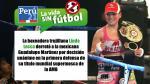 La vida sin fútbol: Estas son las 10 noticias deportivas de la semana - Noticias de linda lecca