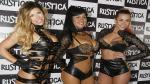 'Mujeres de Negro': El trío de infarto presentó a sus nuevas integrantes - Noticias de dorada paula avila
