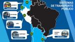 Corredor Azul: ¿Qué otras ciudades de Sudamérica usan un transporte similar?