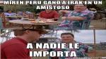 Memes de la selección peruana tras su victoria sobre Irak por 2-0 - Noticias de alexander bustillos