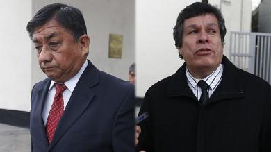 Heriberto Benítez, Víctor Crisólogo, Cesar Álvarez