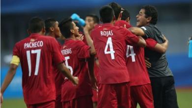 Perú, Twitter, Trending topic, Selección Peruana Sub 15