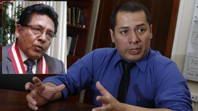 César Álvarez, Christian Salas, Carlos Ramos Heredia