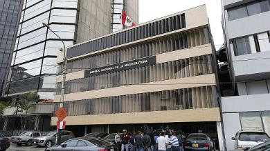 CNM, Consejo Nacional de la Magistratura