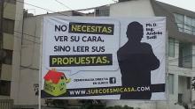 Surco, Campaña pintoresca, Democracia Directa, Andrés Sotil