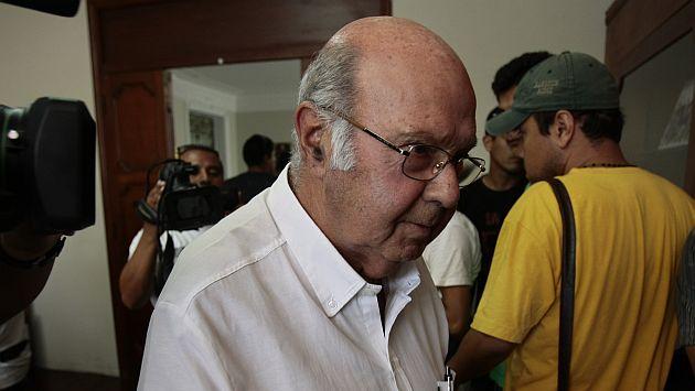 Luis de Souza Ferreira tenía 73 años de edad. (Rafael Cornejo)