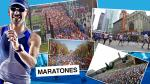 ¿Cuáles son las maratones más importantes del mundo? - Noticias de mundial atletismo 2013