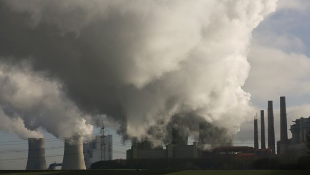 Contaminación ambiental es 42% mayor que la era industrial. (Reuters)