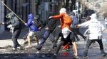 Chile: Conmemoración por golpe militar de Pinochet terminó en disturbios [Fotos] - Noticias de detenidos