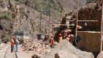Cusco: Piden detener obras de construcción que afectan andenes en Ollantaytambo - Noticias de vía de evitamiento