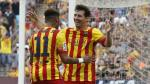 Barcelona ganó 2-0 al Athletic de Bilbao gracias a dupla Messi-Neymar - Noticias de centro juvenil