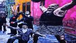 Artista peruano recreó portadas de álbumes en las calles de Lima - Noticias de abbey road