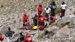 Apurímac: Sube a 26 cifra de muertos por caída de bus a un abismo - Noticias de puquio