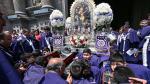 Señor de los Milagros: Procesión infantil recorre el Centro de Lima - Noticias de senor de los milagros
