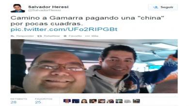 Salvador Heresi: 'Trolls' lo vacilan por resucitar el pasaje a 'china'