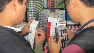 Ministerio de Salud, Tabaco, Advertencias sanitarias