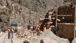 Cusco: Piden detener obras de construcción que afectan andenes en Ollantaytambo
