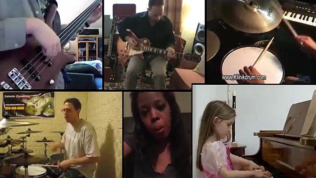 YouTube: 'Give It Up', la canción creada con el sonido de varios videoclips