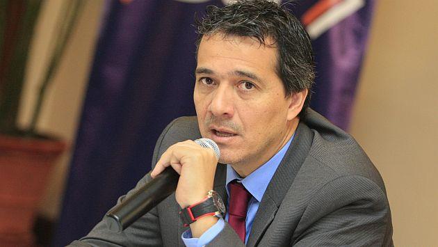 Alonso Segura, el flamante titular del MEF. (USI) - 246224