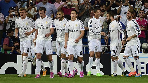 La novia de un jugador del Real Madrid se hace más famosa que él en las redes sociales (Foto)