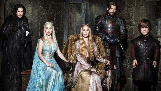 Guinness: 'Game of Thrones' es la serie más pirateada