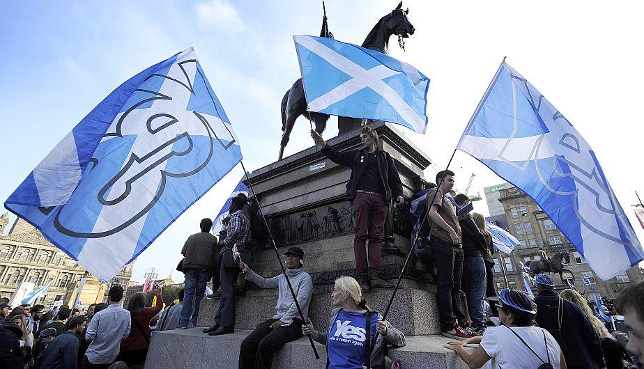 """¿Qué pasaría si gana el """"sí"""" en el referéndum de Escocia?"""