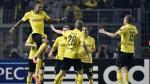 Champions League: Borussia Dortmund venció 2-0 a Arsenal en Alemania