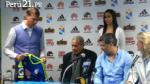Sporting Cristal rindió homenaje a Rafael Asca, arquero histórico del club
