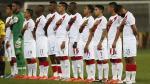 Selección peruana de fútbol subió 5 puestos en ranking FIFA