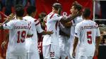 Europa League: Sevilla inició con triunfo camino para revalidar título - Noticias de guingamp