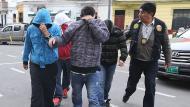 Policía capturó a 'marcas' que iban a asaltar a empresario en Puente Piedra. (USI/Referencial)