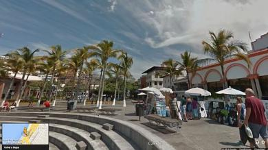 México, Google Street View