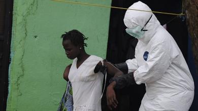 Ébola, África Occidental