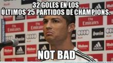 Real Madrid, Champions League, Memes