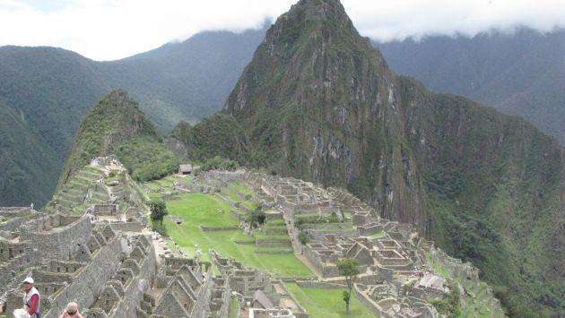 Mayoría de turistas visita el Perú por Machu Picchu. (USI)