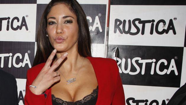 """Tilsa Lozano: """"Juan Vargas no es mi karma"""""""