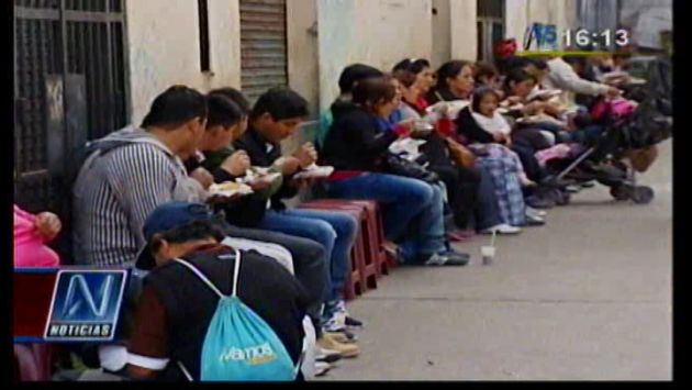 Gamarra ofrece lo mejor de la comida popular en su feria 'Misiura'